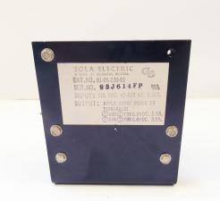 Used Sola 81-05-230-01 115VAC Power Supply - Photo 1