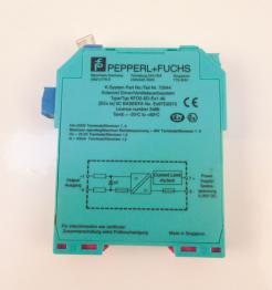 Used Pepperl and Fuchs KFD2-SD-Ex1.48 Solenoid Driver - Photo 1