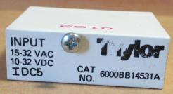 Used ABB Taylor 6000BB14531A Input Relay Module IDC5-Photo 1