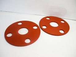 Matco-Norca GFF-150 Rubber Full Face Flange Gasket Qty-2 - Photo 1