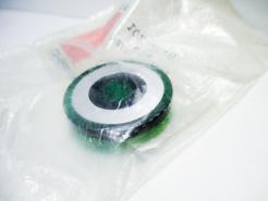 Cutler Hammer 10250TC48 Green Push-Pull Illuminated Mushroom Lens - Photo 1