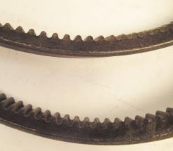Gates Tri-Power Vextra CX136 Molded Notch V-Belt-Photo 2