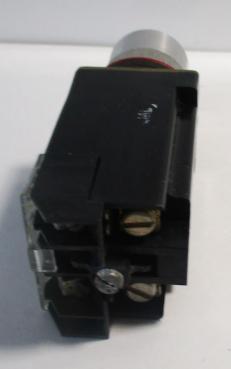 Used Allen Bradley 800MR-PA16S 10AMP 110/120VAC Momentary Green Illuminated Pushbutton-Photo 4
