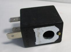 Used Norgren QM/48/13J/21 24VDC 22mm Solenoid Coil-Photo 3