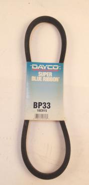 Dayco BP33 16C915 Super Blue Ribbon Classic V-Belt-Photo 1