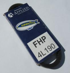 Goodyear 4L190 V-Belt-Photo 1