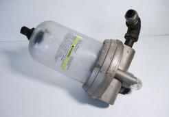Used Schrader Bellows 3582-1000 Pneumatic Lubricator-Photo 1