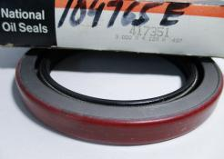 National, Federal-Mogul 417351 3-Inch Shaft Oil Seal-Photo 3