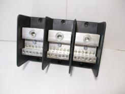 Ilsco PDB-112-350-3, 600V, 3-Pole, 310A Power Distribution Block - Photo 1