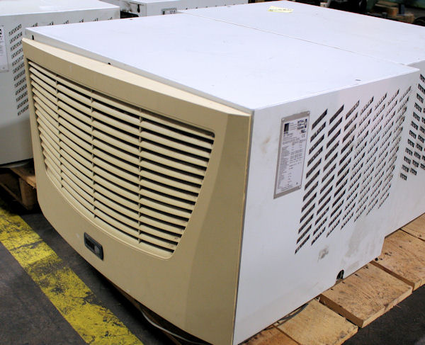 Used Rittal Top Therm Sk 3387540 Enclosure Air Conditioner