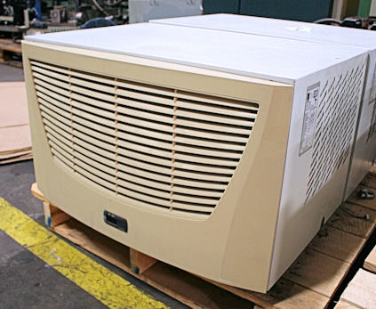 Used Rittal Top Therm Sk 3386140 Enclosure Air Conditioner