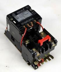 Square D 8536 SAO-11 AC Motor Starter - Photo 1