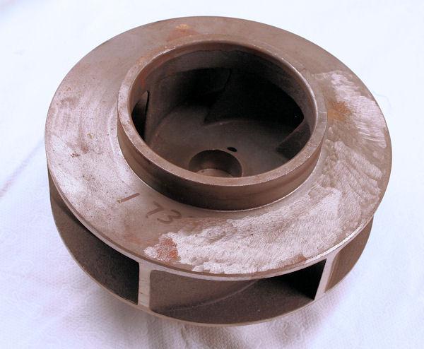 Aurora 443-1732-010 Pump Impeller 6x6