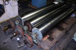 Used Black Clawson Chill Roll - Photo 1