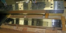 Used 64.375 Custom Stainless Steel Slot Die - Photo 1