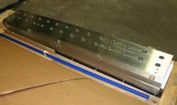 Used 64.375 Custom Stainless Steel Slot Die - Photo 3