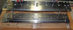 Used 49 Custom 2-Layer Cascading Stainless Steel Slot Die - Photo 5