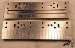 Used 14 Custom 40-Lane Stainless Steel Striping Slot Die - Photo 2