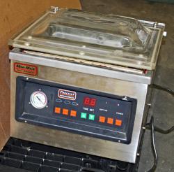 Used Process + Mini-Max KVP-400A Vacuum Packaging Machine - Photo 1