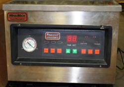 Used Process + Mini-Max KVP-400A Vacuum Packaging Machine - Photo 2