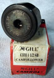 McGill CHF 1-1/2 SB Cam Follower - Photo 1