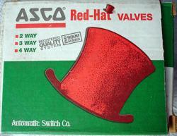 Asco Red Hat Series 8003G2 3-Way Solenoid Valve EF8320G174 - Photo 3