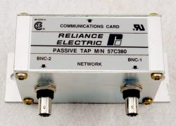 Used Reliance Electric 57C380 Communications Passive Tap - Photo 1