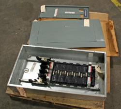 used square d nf 1670ct0701 250a circuit breaker panel boardused square d nf 1670ct0701 250a circuit breaker panel board photo 3
