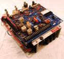Used 20HP WER ES225 Electrostat DC Motor Drive - Photo 1