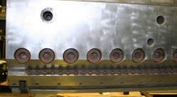 Used 87 Chippewa Valley Masterflex 10-40 Film Extrusion Die - Photo 7