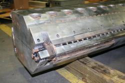 Used 87 Chippewa Valley Masterflex 10-40 Film Extrusion Die - Photo 12
