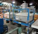 Used AEC Whitlock Dual Surge/Bulk Reduction Bins - Photo 2