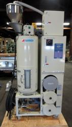 Used Kawata Challenger CLB-120Z Dehumidifying Resin Pellet Dryer - Photo 1