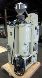 Used Kawata Challenger CLB-120Z Dehumidifying Resin Pellet Dryer - Photo 2