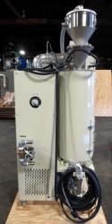 Used Kawata Challenger CLB-120Z Dehumidifying Resin Pellet Dryer - Photo 3