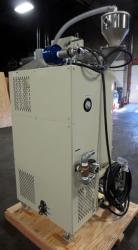 Used Kawata Challenger CLB-120Z Dehumidifying Resin Pellet Dryer - Photo 4
