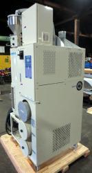 Used Kawata Challenger CLB-120Z Dehumidifying Resin Pellet Dryer - Photo 6