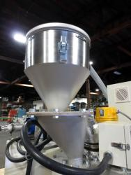 Used Kawata Challenger CLB-120Z Dehumidifying Resin Pellet Dryer - Photo 11