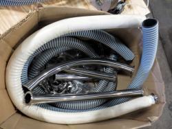 Used Kawata Challenger CLB-120Z Dehumidifying Resin Pellet Dryer - Photo 14
