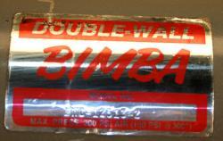 Bimba Pneumatic Air Used Bimba DWC 12513-2 Double Wall Air Cylinder Cylinder - Photo 4