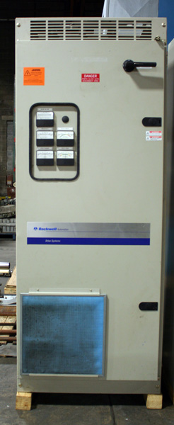 Used Rockwell Automation SA3000 AC Power Module - 850020-11