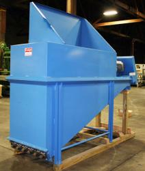 Used Ensign D-002 63Cu.Ft. Live Bottom Bin - Photo 4