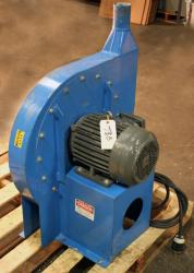 Used Sterling Blower 628-05FD 5HP Direct Drive Fluff Blower - Photo 1
