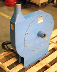 Used Sterling Blower 628-05FD 5HP Direct Drive Fluff Blower - Photo 2