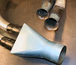 Used Custom 2.5 x 4 Trim  - Photo 2Nozzle Assembly