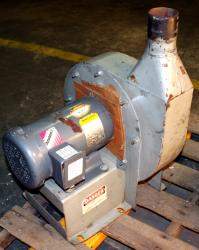 Used Sterling Blower 5003FD 3HP Direct Drive Fluff Blower - Photo 2