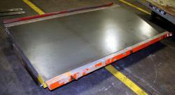 Used Custom 84 x 40 x Air Flotation Table - Photo 2