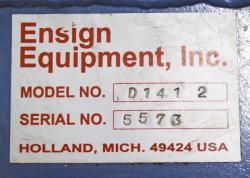 Used Ensign D141-2 Auger Assembly - Photo 5