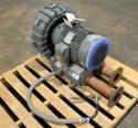 Used Ametek Rotron HIE823BB72 10 HP Regenerative Blower P/N 080387 - Photo 1