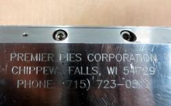 Used 30 Premier Dies Stainless Steel Slot Die - Photo 10